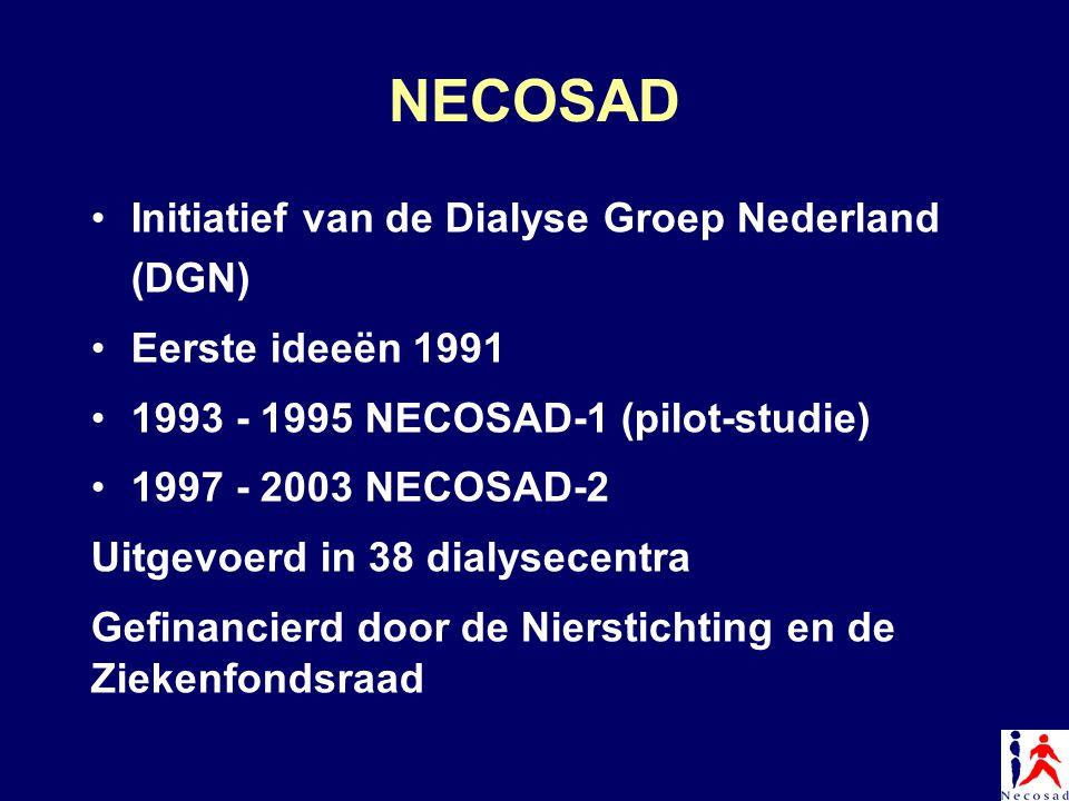 NECOSAD Initiatief van de Dialyse Groep Nederland (DGN)