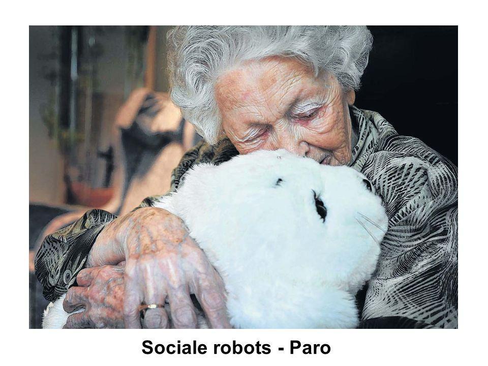 Sociale robots - Paro