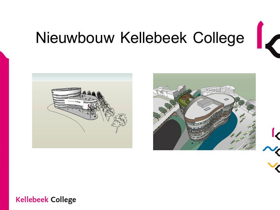 Nieuwbouw Kellebeek College