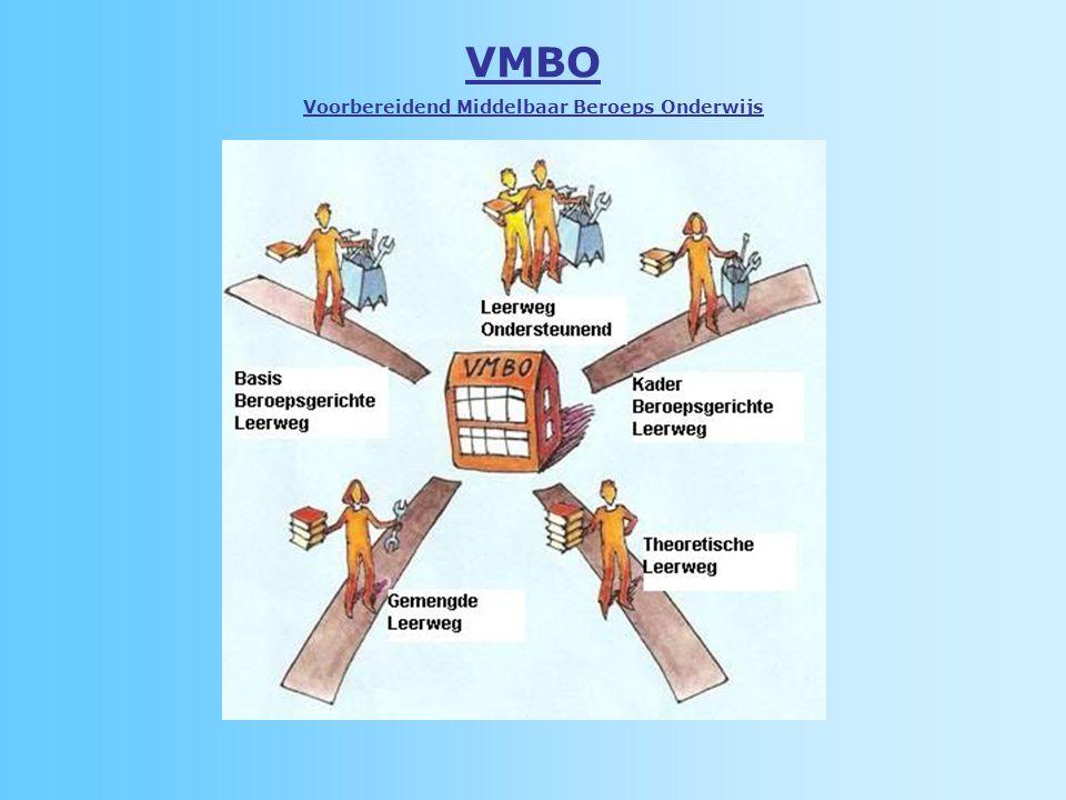 Voorbereidend Middelbaar Beroeps Onderwijs