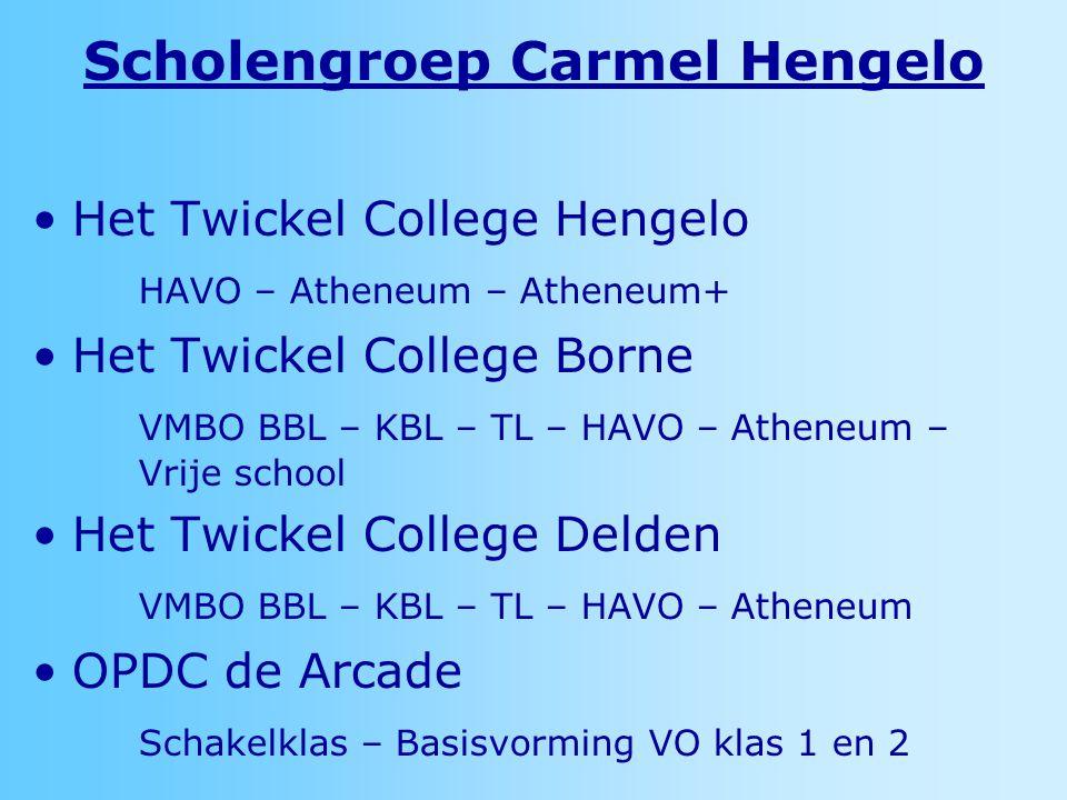 Scholengroep Carmel Hengelo