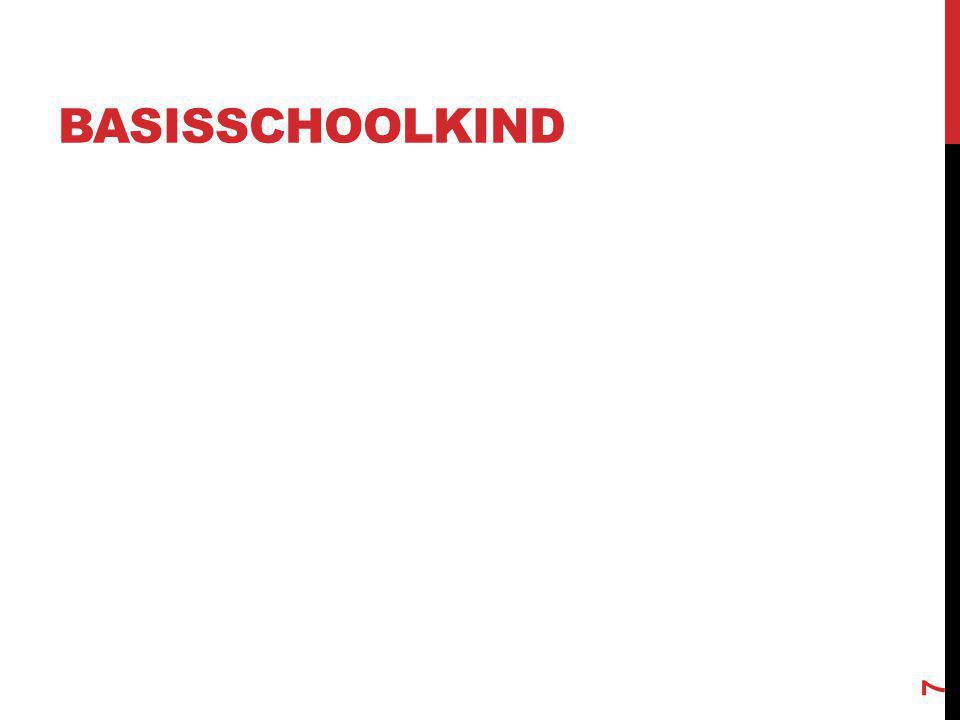 Basisschoolkind Voorbeeld van omkeerbaarheid