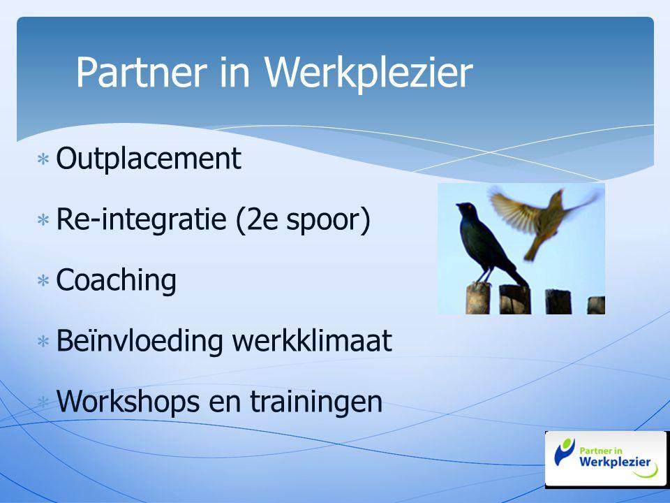 Partner in Werkplezier