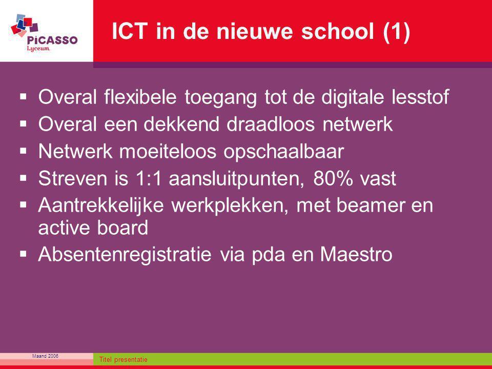 ICT in de nieuwe school (1)