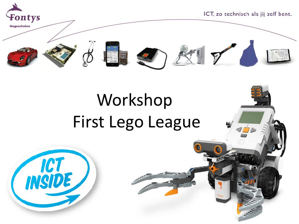 Workshop First Lego League