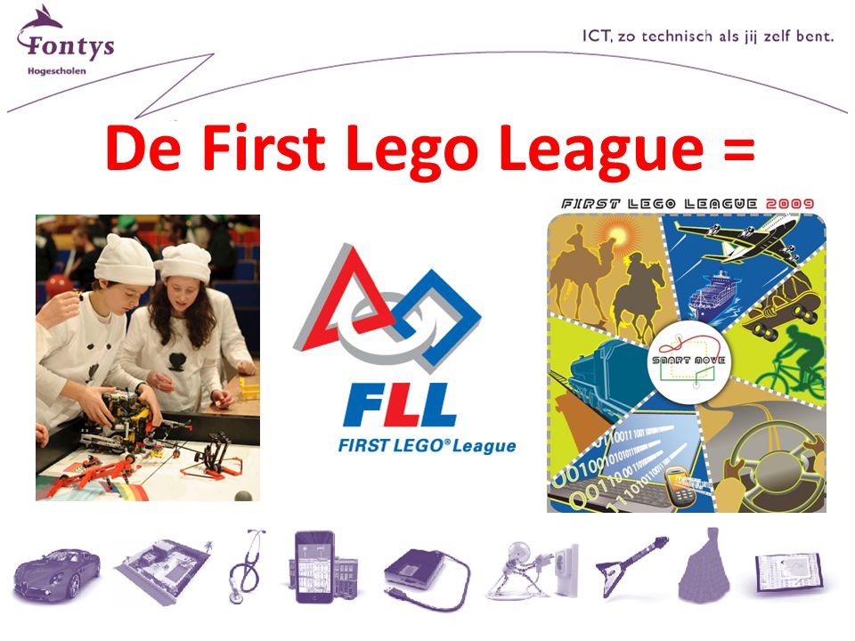 De First Lego League =