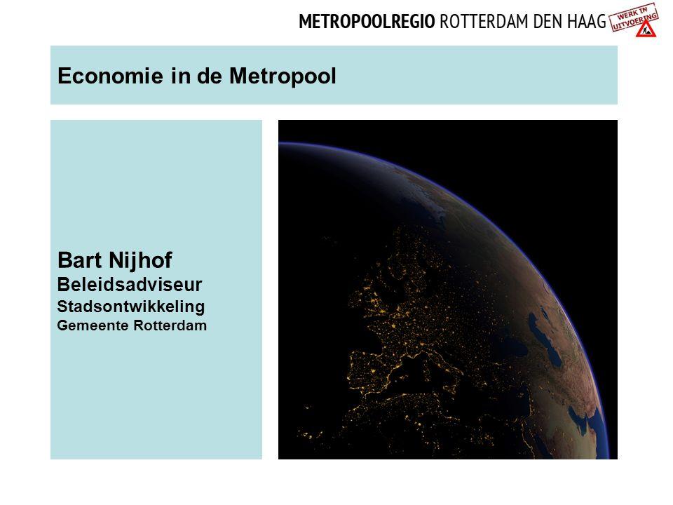 Economie in de Metropool