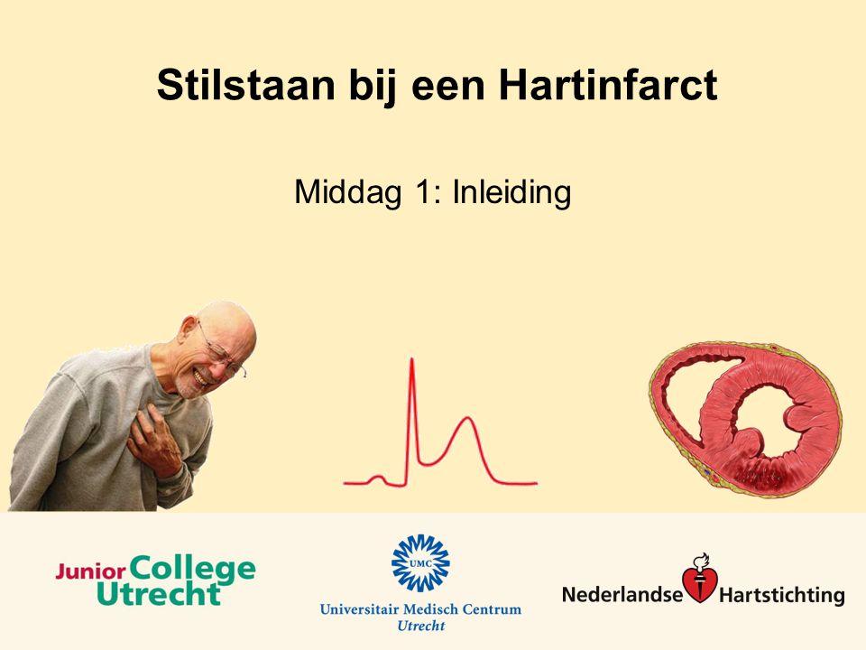 Stilstaan bij een Hartinfarct