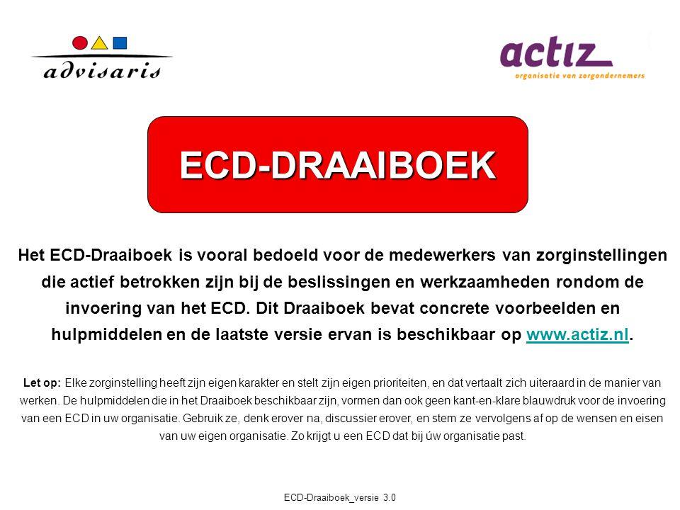 ECD-DRAAIBOEK
