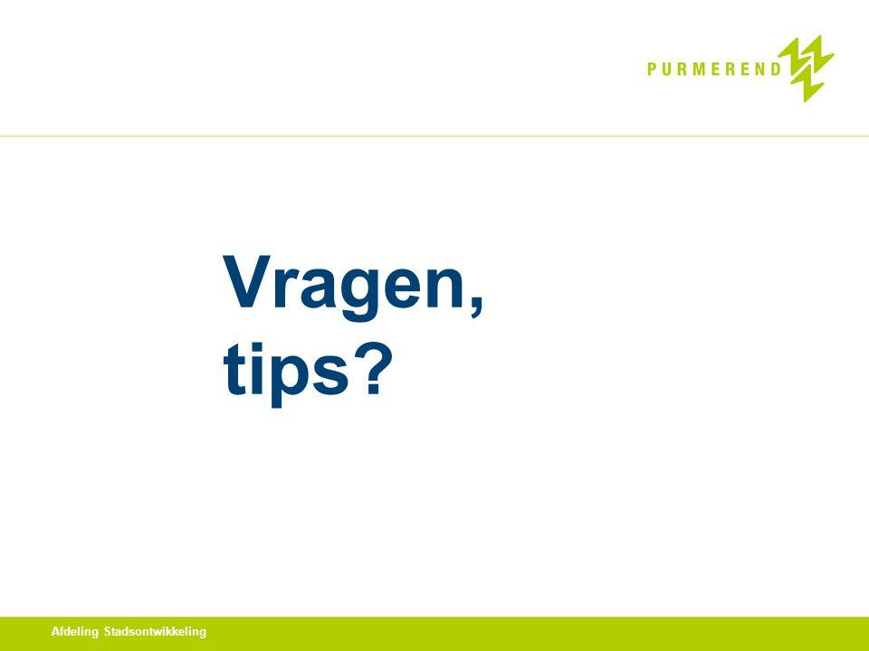 Vragen, tips Eindedia Kop Arial bold, 60 pt. Kleur donkerblauw