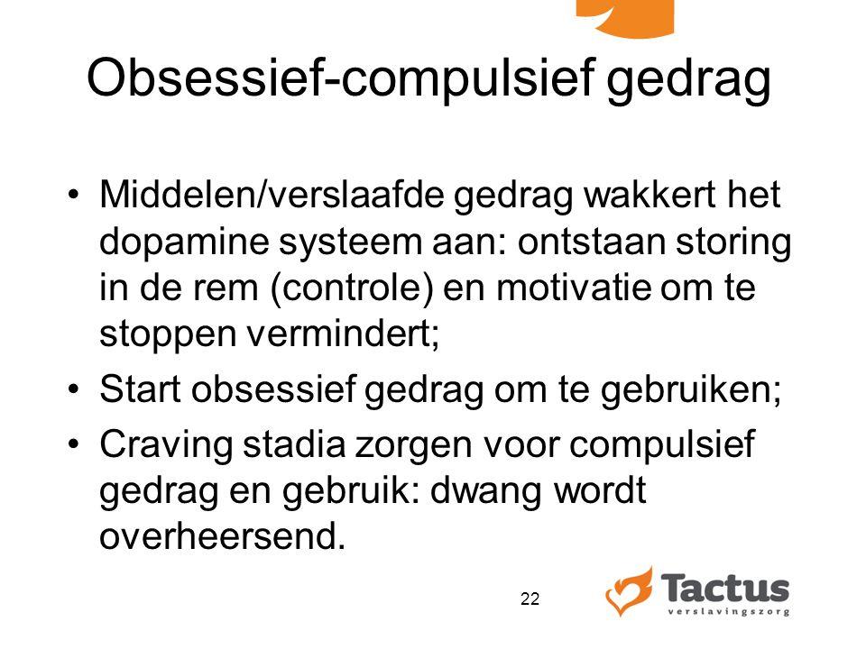 Obsessief-compulsief gedrag