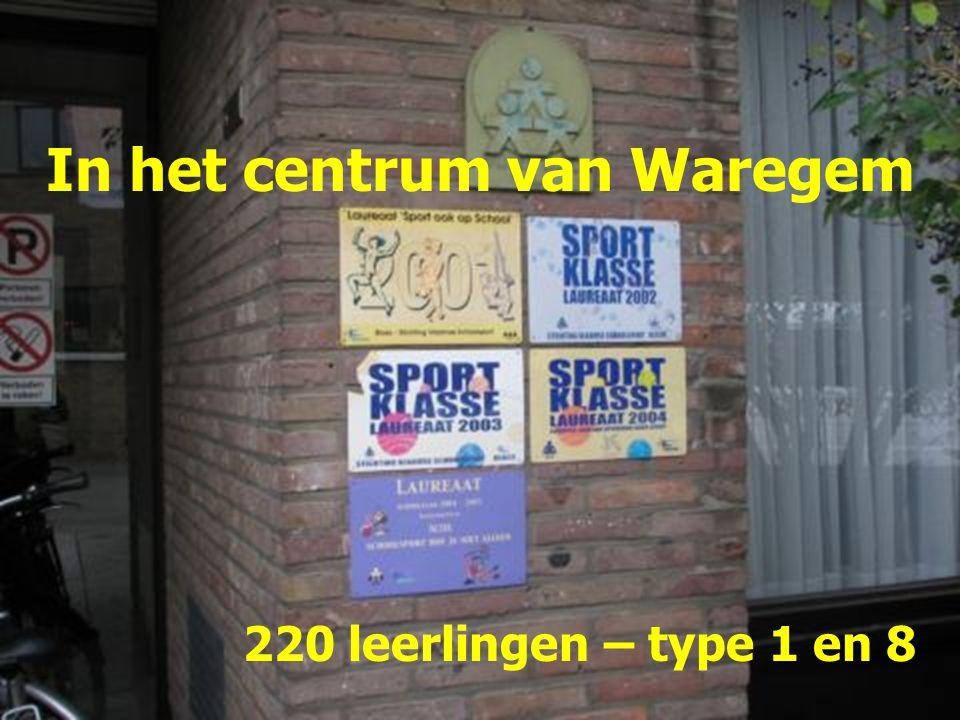 In het centrum van Waregem