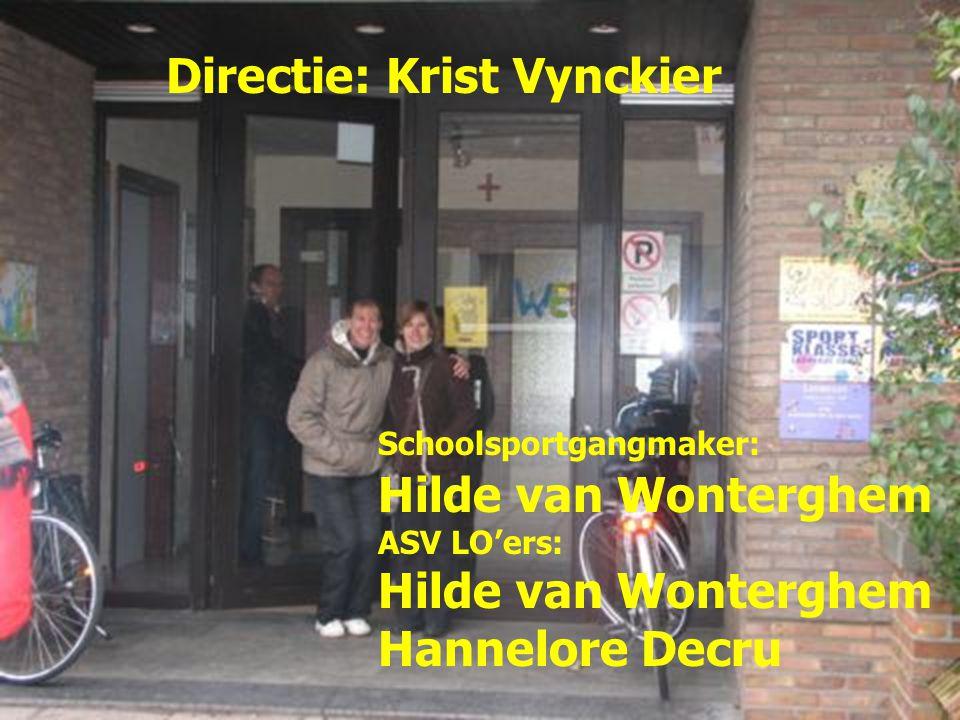 Directie: Krist Vynckier