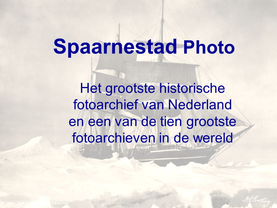 5 Spaarnestad Photo.