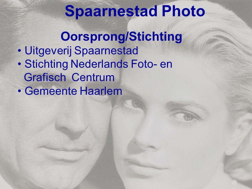 Spaarnestad Photo Oorsprong/Stichting Uitgeverij Spaarnestad
