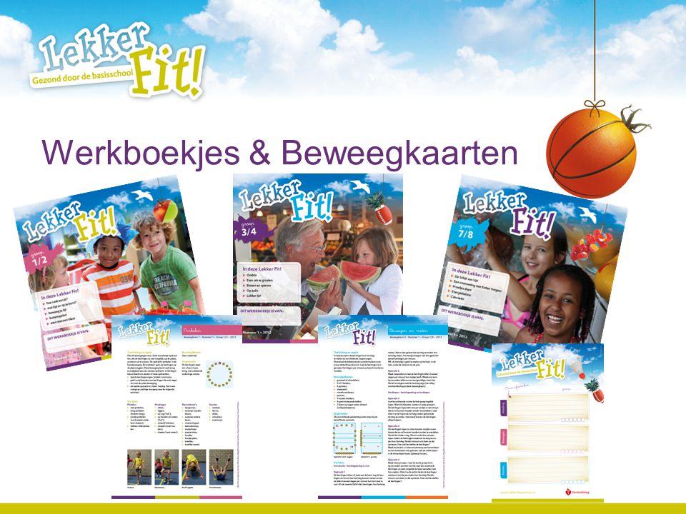 Werkboekjes & Beweegkaarten