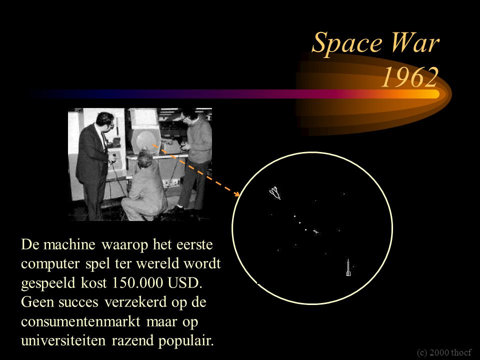 Space War 1962