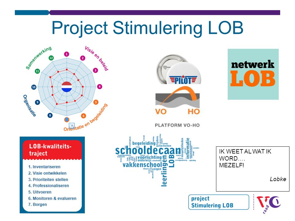 Project Stimulering LOB