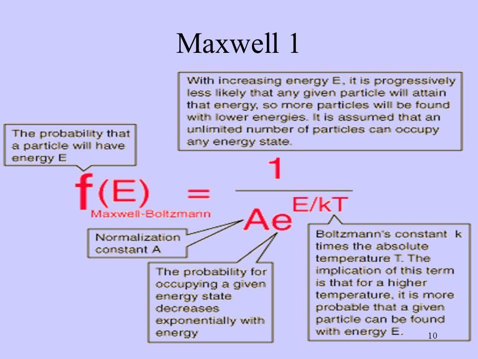 Maxwell 1