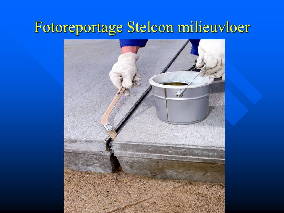 Fotoreportage Stelcon milieuvloer