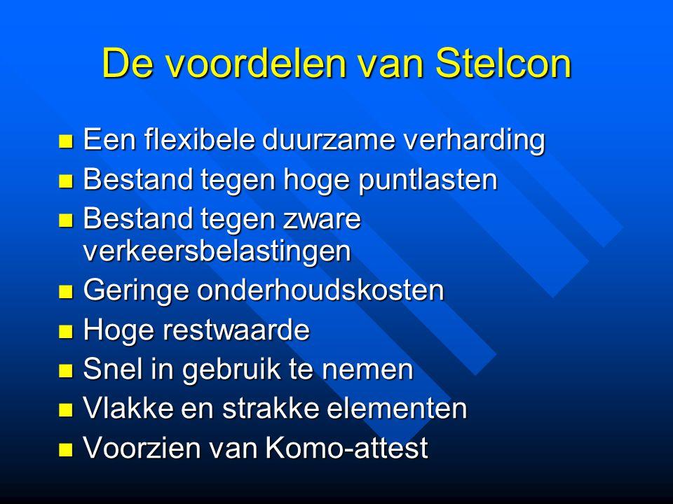 De voordelen van Stelcon