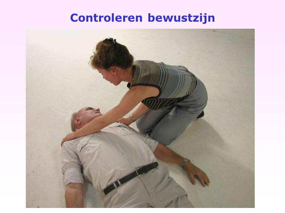 Controleren bewustzijn