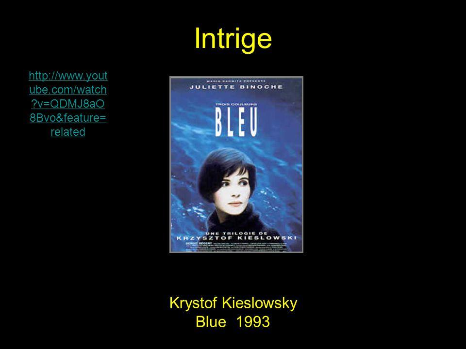 Krystof Kieslowsky Blue 1993