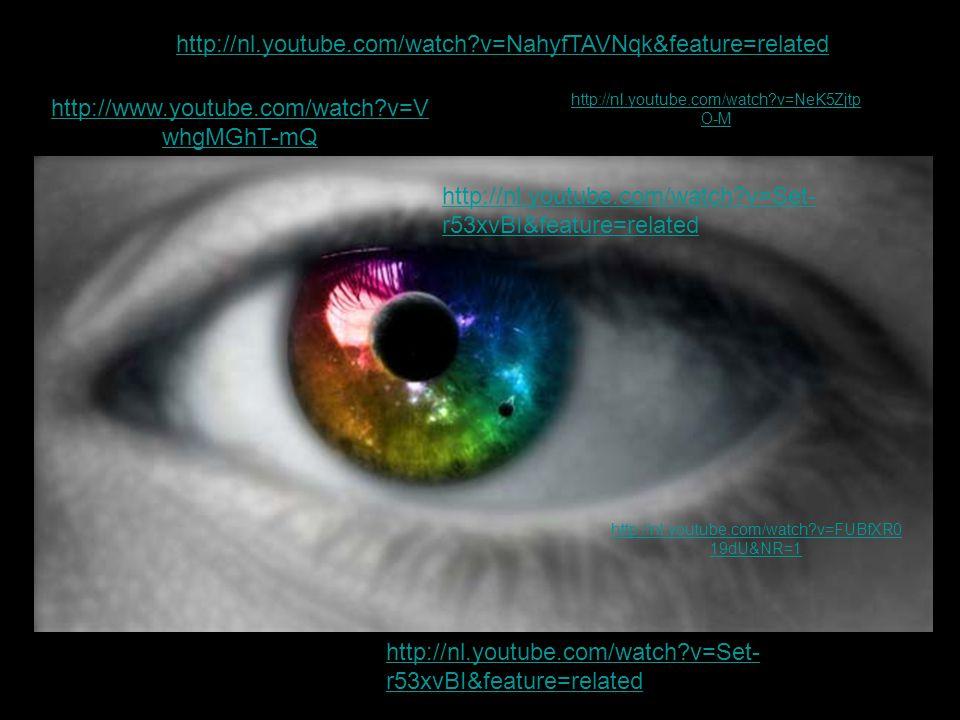http://nl.youtube.com/watch v=NahyfTAVNqk&feature=related http://nl.youtube.com/watch v=NeK5ZjtpO-M.