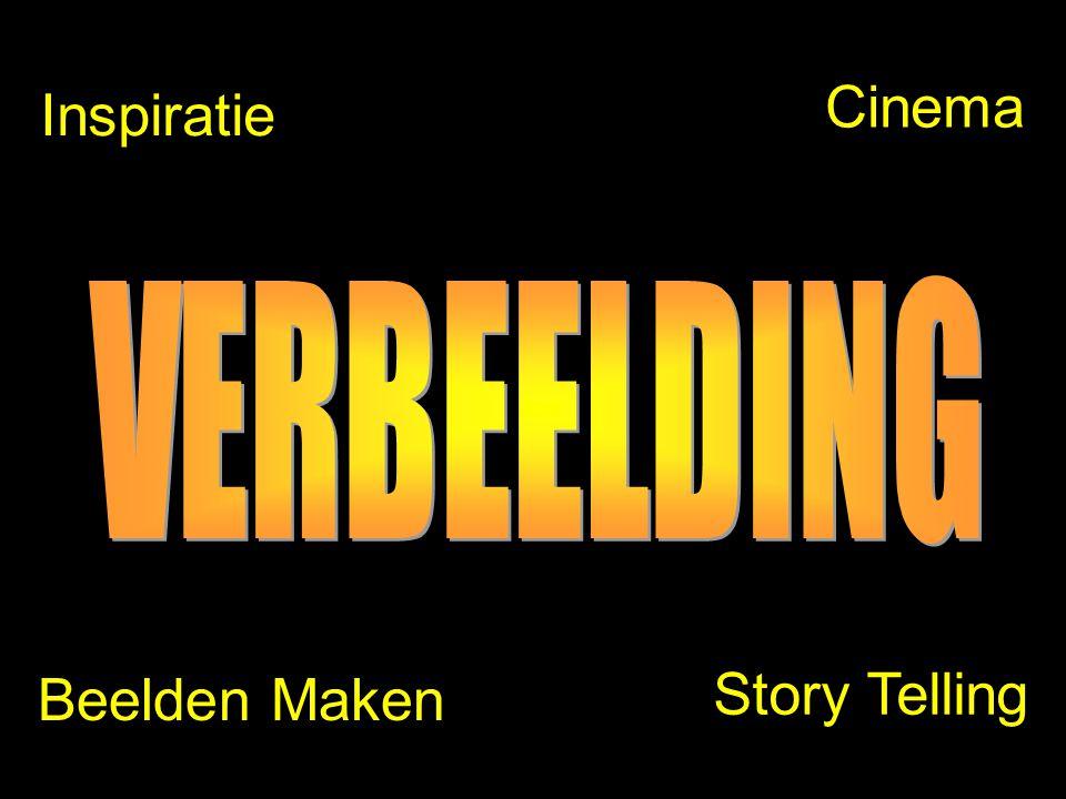 Cinema Inspiratie VERBEELDING Beelden Maken Story Telling