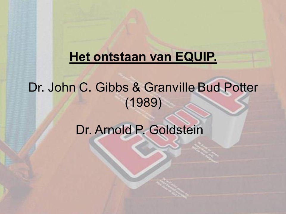 Dr. John C. Gibbs & Granville Bud Potter (1989)