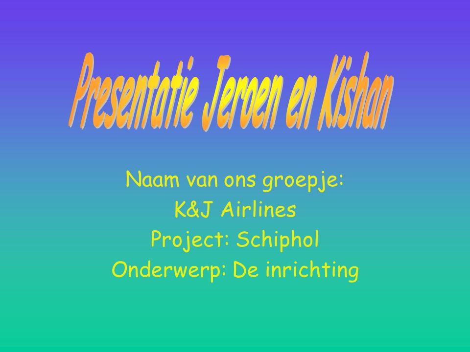 Presentatie Jeroen en Kishan