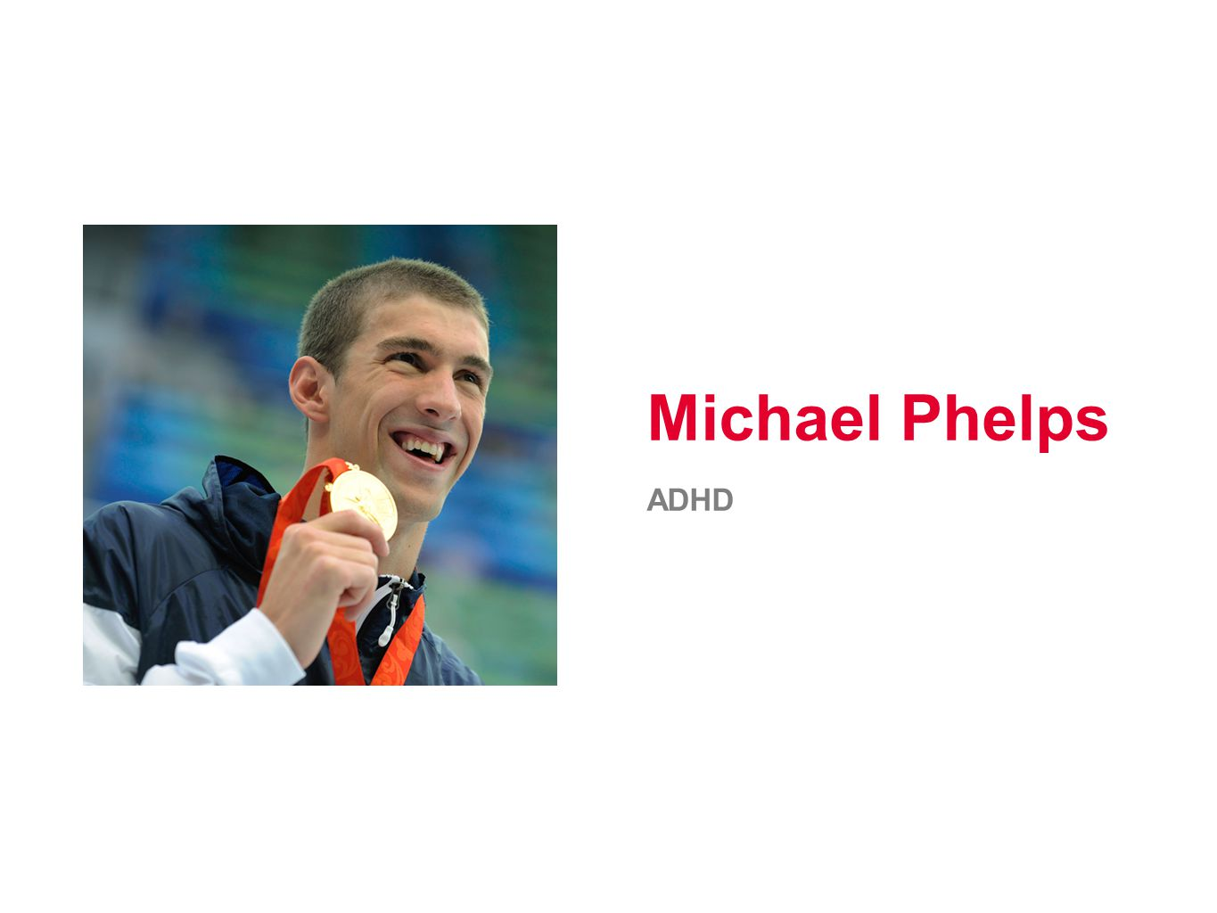 Michael Phelps ADHD