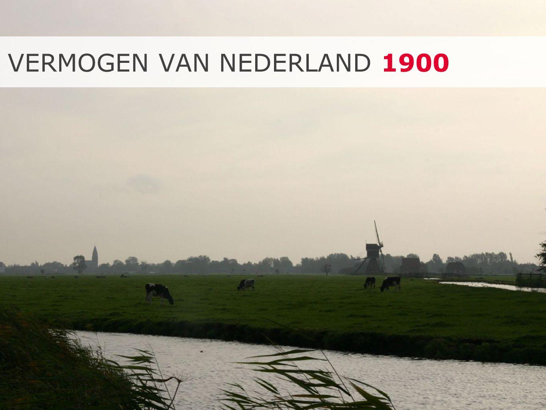 VERMOGEN VAN NEDERLAND 1900