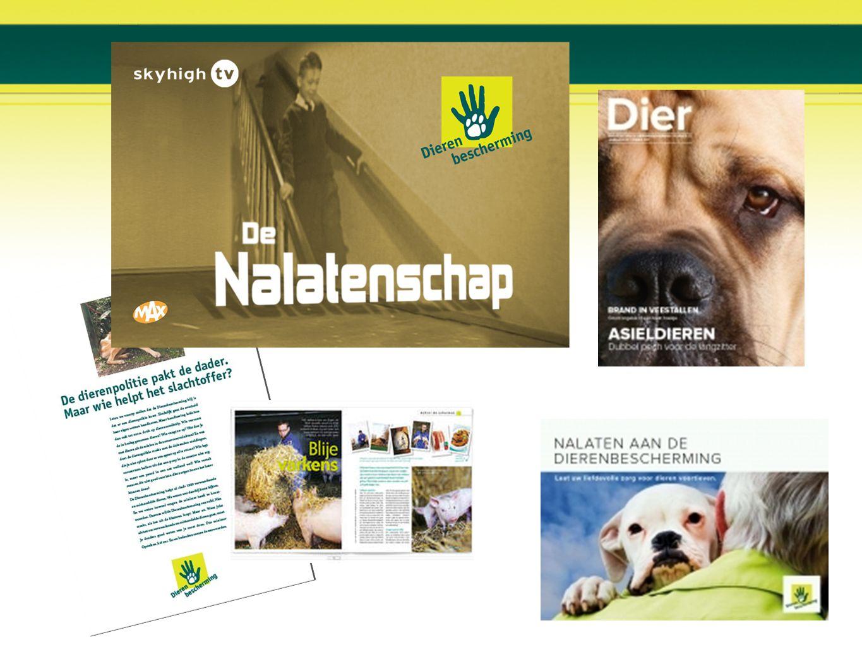 - Brochure Nalaten - Blad Dier – Notarisagenda. - Uitzending De Nalatenschap.