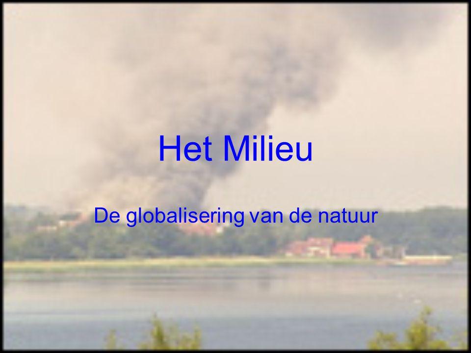 De globalisering van de natuur