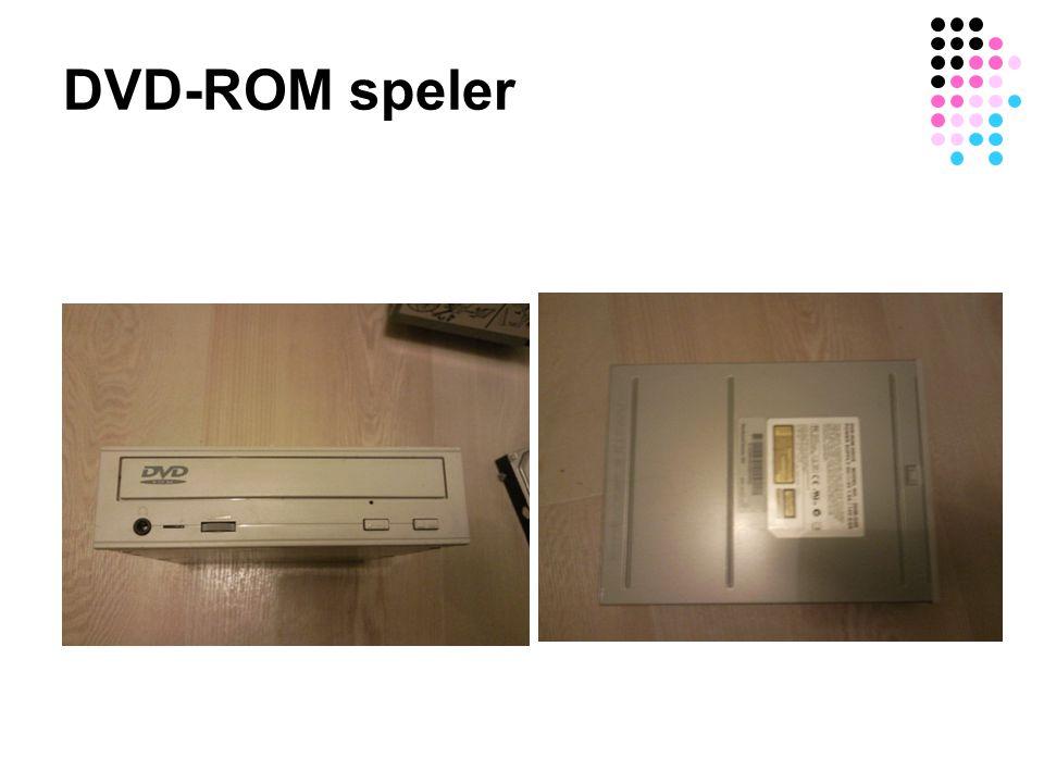DVD-ROM speler