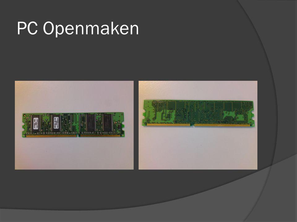 PC Openmaken