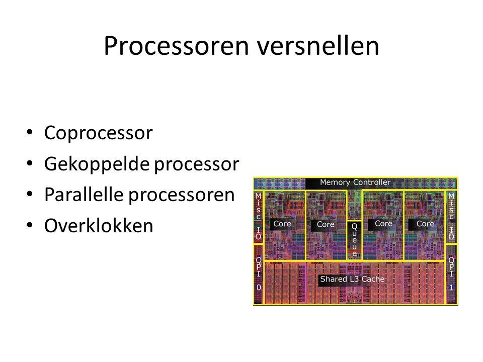 Processoren versnellen