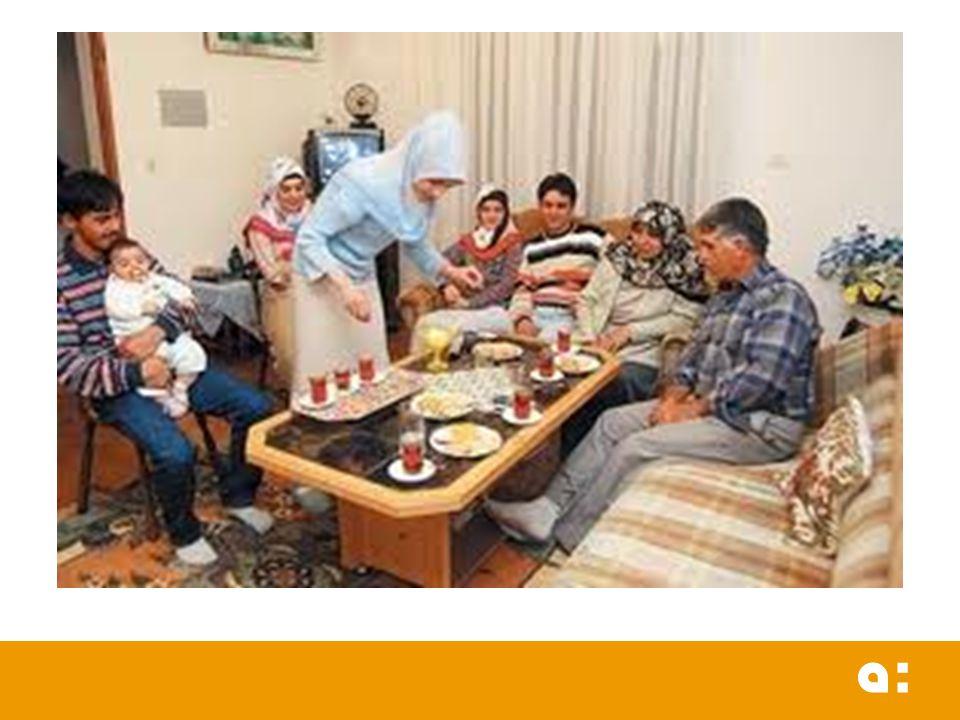 Familie uitnodigen Familie … vaak een Belangrijke plaats.