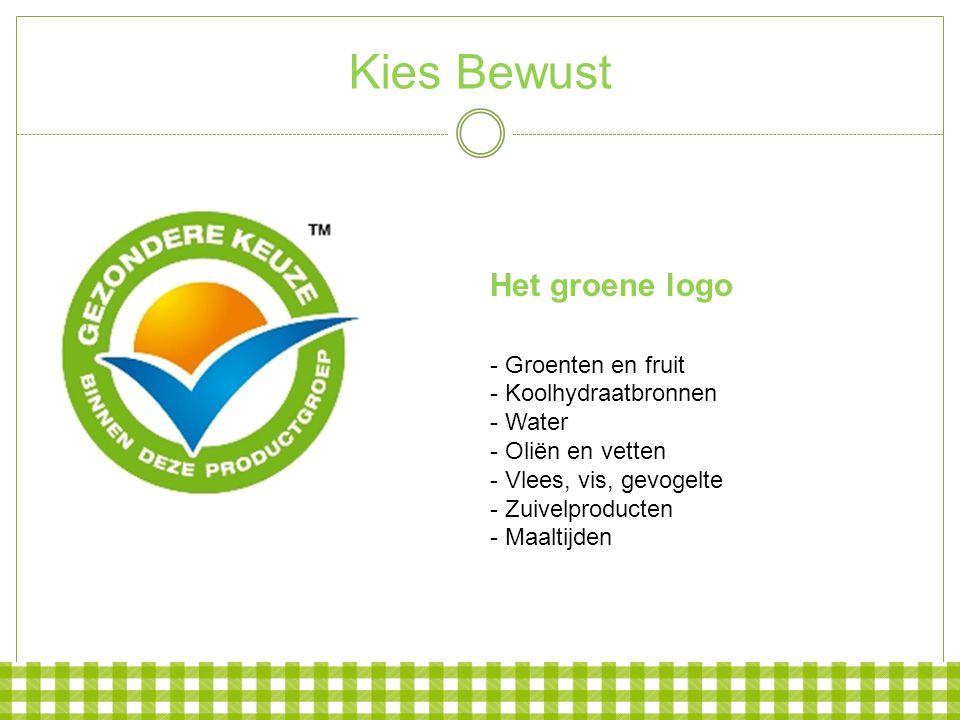 Kies Bewust Het groene logo
