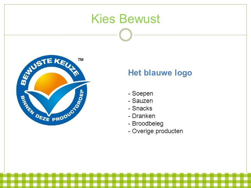 Kies Bewust Het blauwe logo