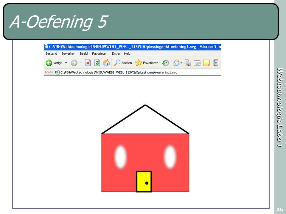 A-Oefening 5