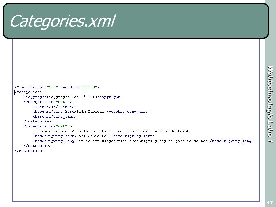 Categories.xml