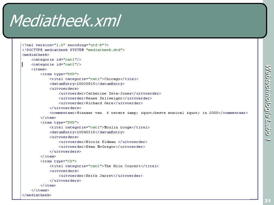 Mediatheek.xml