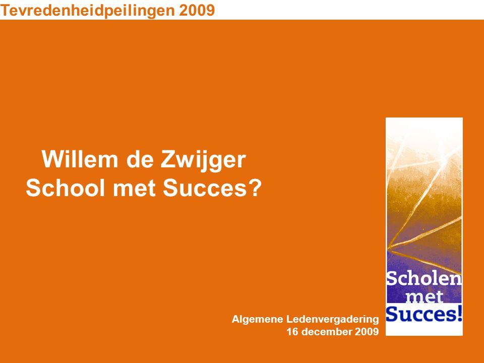 Willem de Zwijger School met Succes