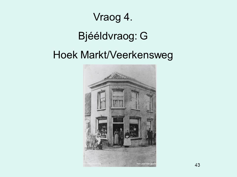 Hoek Markt/Veerkensweg