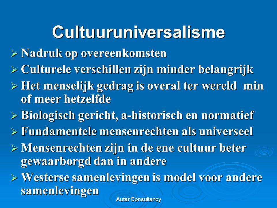 Cultuuruniversalisme