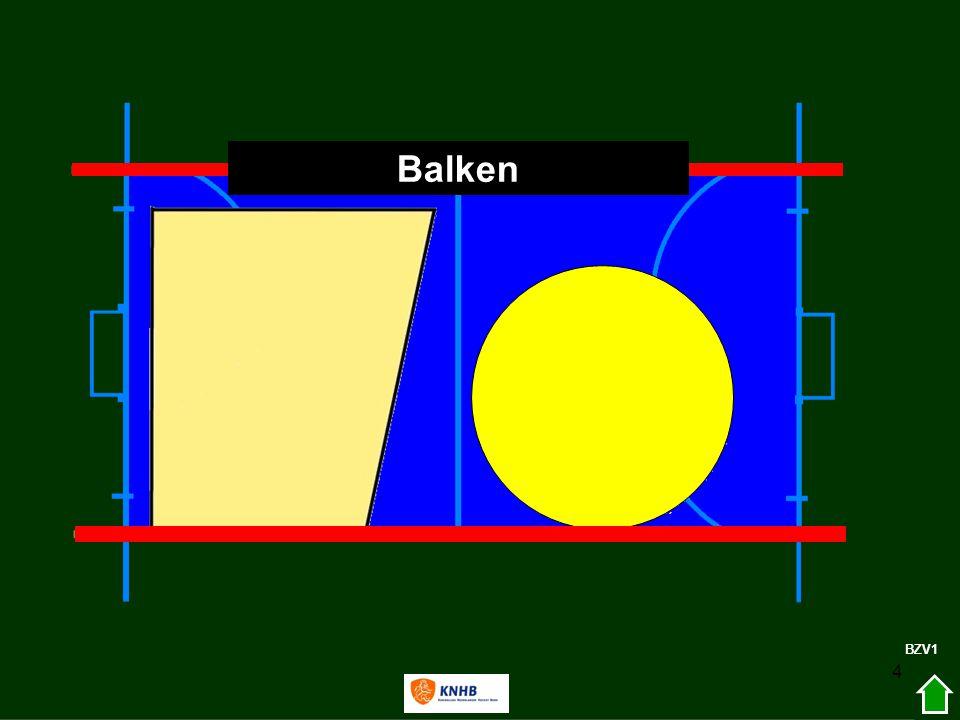 Balken BZV1