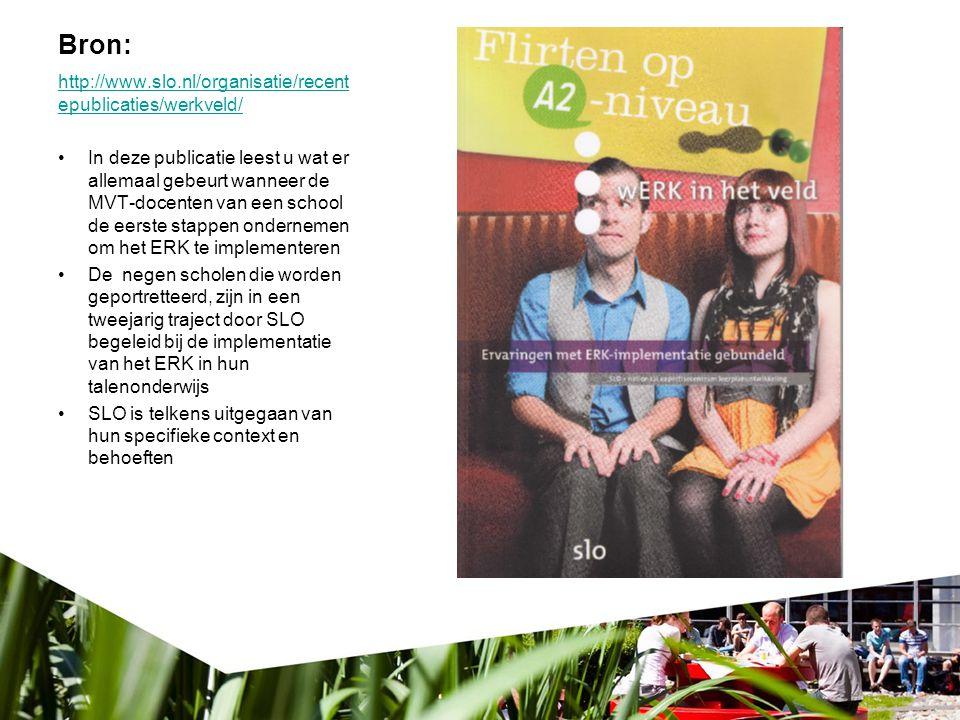 Bron: http://www.slo.nl/organisatie/recentepublicaties/werkveld/