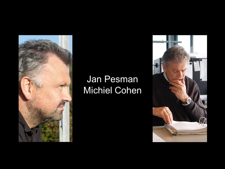 Jan Pesman Michiel Cohen